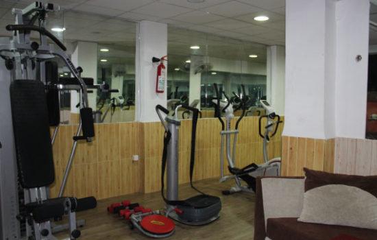 Salle de sport Hotel II Horloges Oran